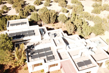 Solar panels Palmdale