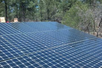 Solar panels Ojai