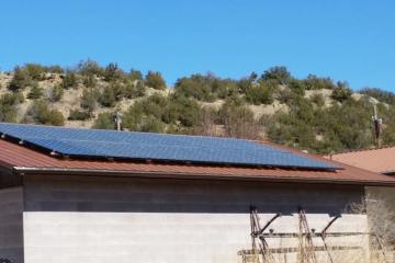 Solar panels Moonpark