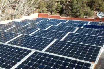 Solar panels Canoga Park