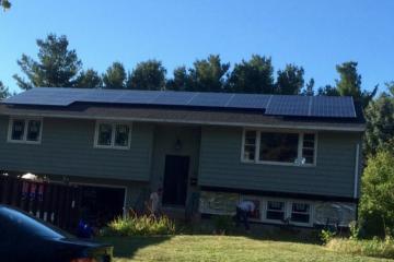 Solar panels install Wrightwood