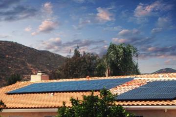 Solar panels install Glendora