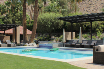 Solar panels Palm Springs  - 1