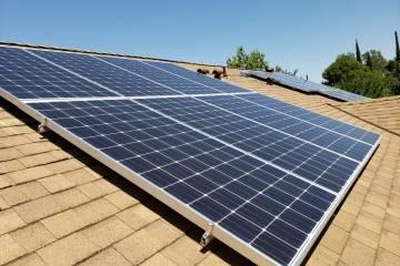 Thousand Oaks Solar install - 3