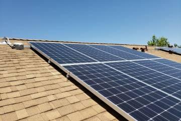 Thousand Oaks Solar install - 1