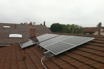 Solar panels Sherman oaks