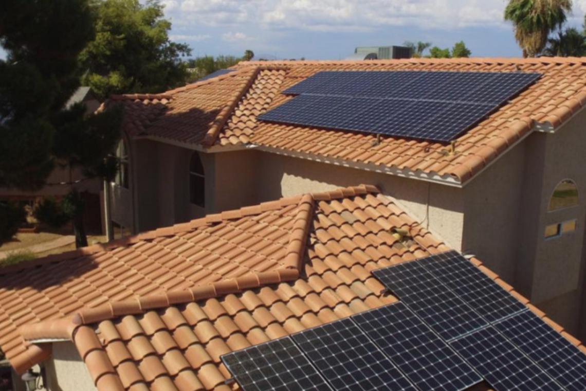 Solar panels Port Hueneme  - 1